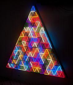 agnes denes Light Matrix