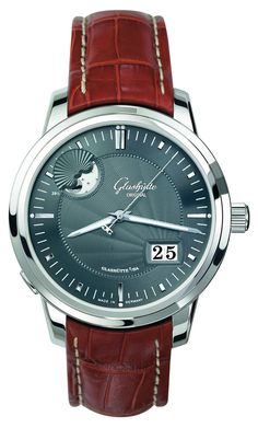Senator Grande Date - Glashutte Precious Metal Mechanical watches