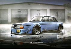 Nice 240 rendering by Yasiddesign