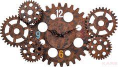 Horloge murale Gear Wheel