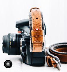 Reprocess Camera Strap