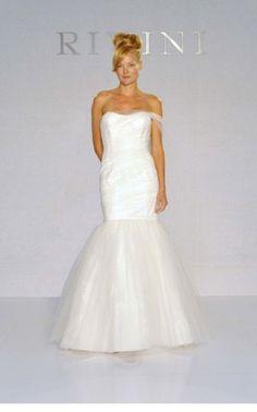 "Rivini by Rita Vinieris - ""Ida"" Designer Wedding Dresses, Wedding Gowns, Bridal Boutique, Bridal Collection, Mermaid Wedding, One Shoulder Wedding Dress, Wedding Inspiration, Weddings, Bride"