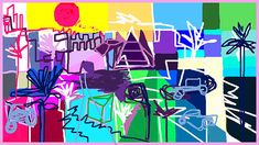 done a new artwork  you can get prints here.. PS  http://paul-sutcliffe.artistwebsites.com/featured/easy-living-paul-sutcliffe.html