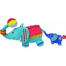 Soft Toy: Soft Elephants