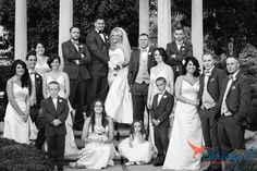 Bridal Party picture #wedding