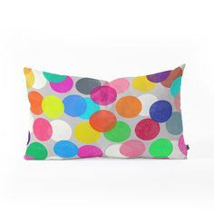 Garima Dhawan celebrate 1 Oblong Throw Pillow | DENY Designs Home Accessories