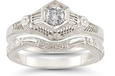 Picks of the Week-7/27/13 Bridal Sets - Wedding Ring Buying Guide