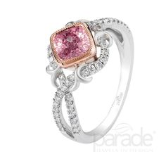 Parade Designs - Engagement Rings - Style: R2771/C1-WRFS2