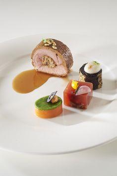 RUSSIA meat plate © Photos Le Fotographe