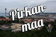 Suomi Tour vinkit Pirkanmaalle / Finland travel tips: Pirkanmaa Finland Travel, Travel Tips, Company Logo, Tours, Travel Advice, Travel Hacks