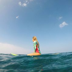 Real surfing babes sport the Surf Suit. #sensibikinis