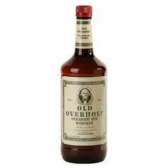 Old Overholt Rye Whiskey, 78/100pts//JL Nose: 20 Taste: 19 Finish: 20 Balance: 19