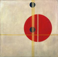 """László Moholy-Nagy (1895-1946) developed his own abstract style influenced by Malewitsch and El Lissitzky. Gropius noticed him and invited him to join the """"Bauhaus"""" in 1923. There Moholy-Nagy ran the metal class but also worked in all other areas of design in which he was equally influential."""