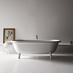 Beautiful bath: Ottocento line from Agape