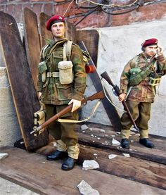 - Page 2 - OSW: One Sixth Warrior Forum British Soldier, British Army, Gi Joe, Army Men Toys, British Commandos, Black Hawk Down, Videogames, Military Action Figures, Ww2 Uniforms