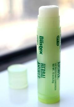 #Blistex #Herbal #Answer #SPF15 #review #price and details on the blog