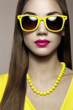 Mellow yellow shades