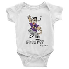 Tacey Monkey Chinese Zodiac Baby Onesie – Riddle of Age