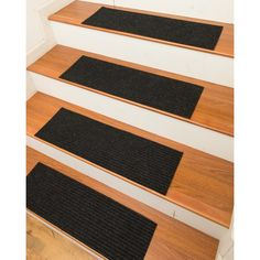 Carpet Stair Treads Must Be Securely Attached To Your Stairs. They Provide  Warmth And Comfort