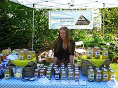 Jenna Empey and Alex Currie of Pyramid Farm and Ferments in Picton, Ontario, are one of our 20 Artisans participating in the Artisan Incubator Ontario, Special Events, Artisan, Farmers Market, Bakery, Veggies, Things To Sell, Bakery Shops, Vegetables