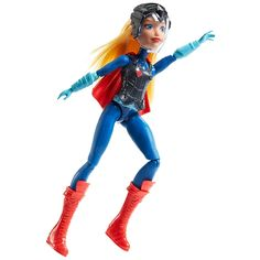 DC Super Hero Girls Supergirl Mission Gear Dolls | DVG23 | Mattel Shop