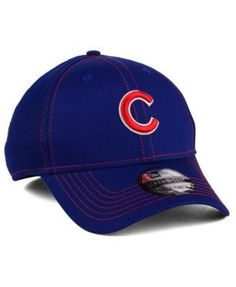 New Era Chicago Cubs Mlb 2015 Team Color Neo 39THIRTY Cap - Red L/XL