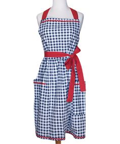 Take a look at this Farm Apron - Adult by ACME Party Box Company on #zulily today!