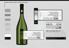 FIGULA WINE LABEL by Norbert Mayer, via Behance