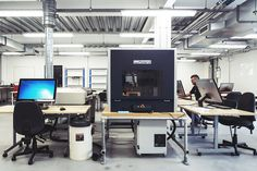 FabLab Plymouth at Plymouth College of Art
