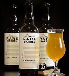 The Rare Barrel Beer Bottles