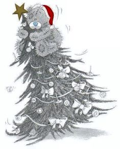 Tatty Teddy, Christmas Pictures, All Things Christmas, Christmas Cards, Xmas, Christmas Tree, Teddy Bear Images, Teddy Bear Pictures, Nici Teddy