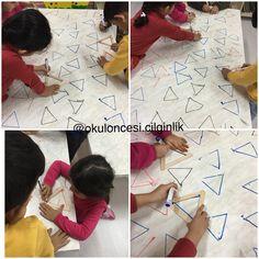 Geometri, Preschool, Kid Garden, Kindergarten, Preschools, Kindergarten Center Management