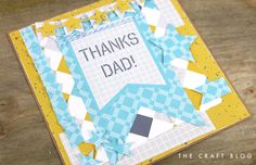 Download our free Father's Day Papers and find out how to use them!