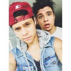 Mario Ruiz y Sebastian Villalobos ☆☆