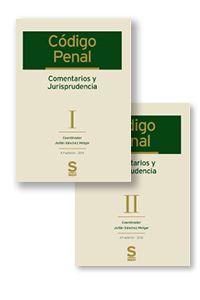Código penal : comentarios y jurisprudencia / coordinador, Julián Sánchez Melgar
