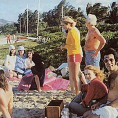 Elvis' last trip to Hawaii 1977