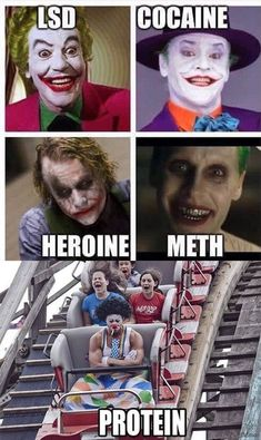 Geek Discover Geek Discover Is this the new Joker everyone is talking about? Is this the new Joker everyone is talking about? Funny Marvel Memes, Marvel Jokes, Stupid Funny Memes, Funny Relatable Memes, Haha Funny, Funny Comics, Funny Stuff, 9gag Funny, Funny Things