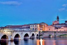 Rimini Italy. To visit the lovely Beatrice Gamberini <3