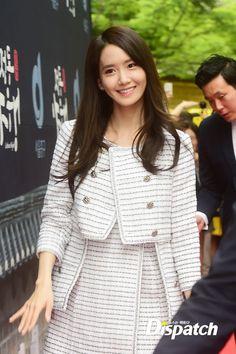 Yoona Attends 'Jung-gu Culture Night Festival'