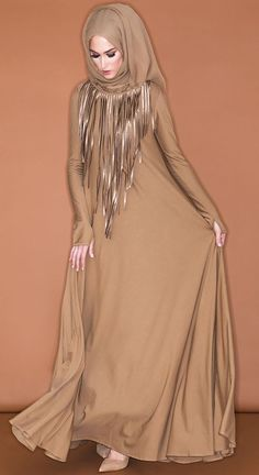 Abayas di tutti i giorni -Hijab fashion