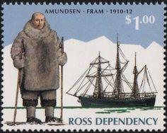 Roald Amundsen (1872-1928)