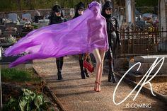 Primeira imagem do novo livro de moda de Carine Roitfeld. Em setembro, 13, disponíveis nas bancas estadounidenses.