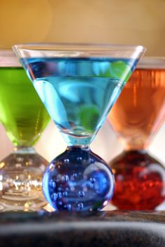 colorful martinis aboard a Princess Cruise.  Let us help you book your next memory making cruise experience.  Infinity Cruise Planners  ...Endless Possibilities!  http://www.infintycruiseplanners.com