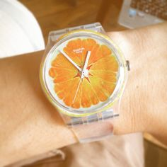 Swatch VITAMINE BOOST ©dan.jordan