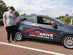 Teendrive under 17 Driving Lessons Under 17, Safety Courses, Sunderland, Van, Vans