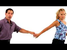How to Lindy Hop: Lindy Swing Out   How to Swing Dance - YouTube ***very thorough instructions***