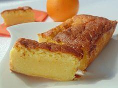 Cake à l'orange et à l'amande
