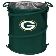 NFL Green Bay Packers Collapsible 3-in-1 Soft-Sided Cooler Tote