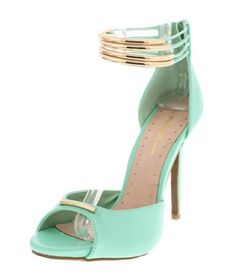 Wild Rose Neon Blue Heels | Neon, Products and Blue heels