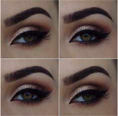Pra inspirar: Maquiagem Marrom - Fashionismo